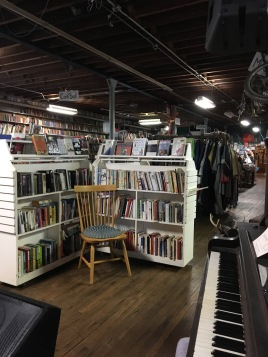 Tobacco Warehouse Bookstore - 19
